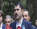 Murat Kurum: Askeri arazileri rant olarak görmedik!