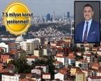 Türkiye'de 30 milyon kişi sorunlu evde oturuyor!