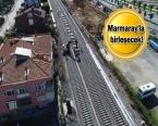 Gebze-Haydarpaşa banliyö hattında son 10 kilometre!