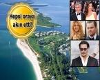 Adası olan 17 ünlü!
