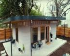 48 saatte inşa edilen konutlar evsizlere umut olabilir!