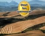 Tarım arazileri ve 2B taşınmazlarının satış başvuruları için son 5 gün!