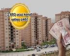 TOKİ'den 10 bin lira peşinatla ev fırsatı!