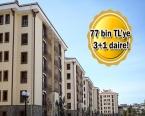 TOKİ'den 12 bin 500 TL peşinatla ev fırsatı!