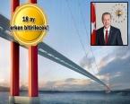 1915 Çanakkale Köprüsü 18 Mart 2022'de açılacak!