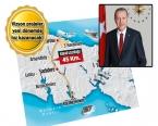 Dünyanın 10 dev projesinden 6'sı Türkiye'de!