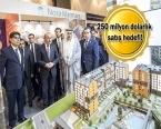 Gayrimenkul Fuarı ve Arap-Türk Zirvesi'ne ziyaretçi akını!