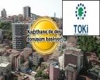 TOKİ'den Kağıthane'ye 694 yeni konut geliyor!