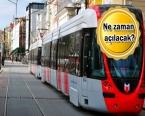 Eyüp-Bayrampaşa Tramvay Hattı için düğmeye basıldı!