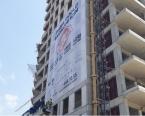 Binaların dış cephe reklamına vergi var mı?