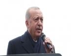 Cumhurbaşkanı Erdoğan'dan havalimanı metrosu açıklaması!