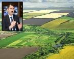 Hazineye ait bin 793 arazi çiftçilere kiralandı!