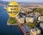 İzmir'de 2019 Nisan'da 4 bin 797 konut satıldı!