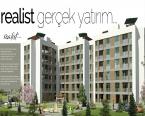 Realist Tuzla'da hemen teslim daireler 215 bin TL'ye!