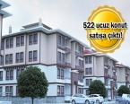 TOKİ'den 348 TL taksitle ev fırsatı!