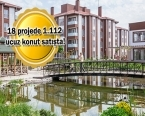 1000 TL'den az taksitli TOKİ projeleri Temmuz 2019!