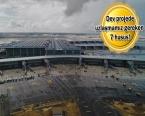 İstanbul Yeni Havalimanı'nda çalışmalar aksamayacak!