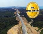 Kuzey Marmara Otoyolu ile 4 ilde konut fiyatları arttı!