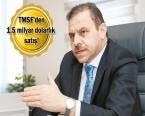 TMSF 6 bin 80 gayrimenkulün 5 bin 817'sini sattı!