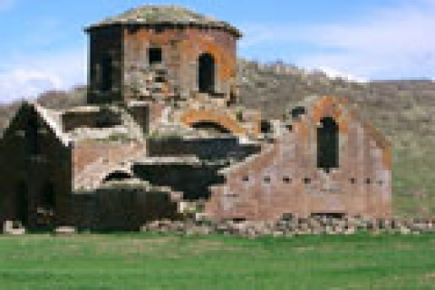 1500 yıllık kilise tehlikede
