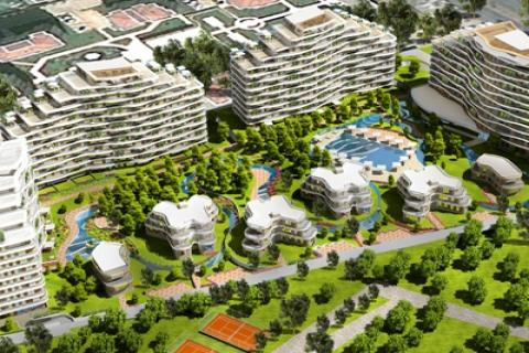 Kurtköy Viaport Houses Evleri'nde 190 bin TL'ye!