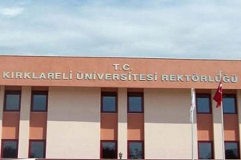 Kırklareli Üniversitesi İnşaat