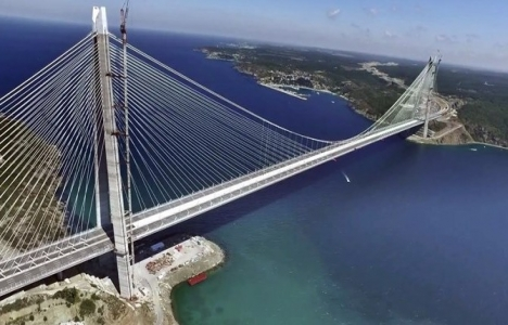 İki köprünün geliri Yavuz Sultan Selim Köprüsü'nü karşılamıyor mu?