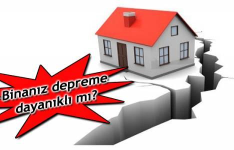 Bir evin deprem yönetmeliğine göre yapıldığı nasıl anlaşılır?