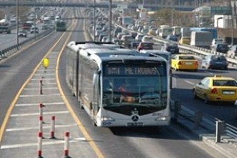 Beylikdüzü metrobüs ihalesini, Nas İnşaat - Özyurt İnşaat kazandı