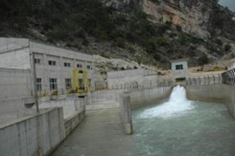 Sinop'taki HES inşaatı heyelana neden oldu