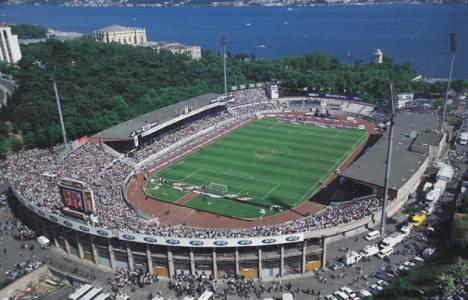 İnönü Stadı planlamasında itirazlar 1 ay değerlendirilecek!