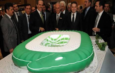 Bursa'da inşası süren stada İbrahim Yazıcı'nın adı verilecek!
