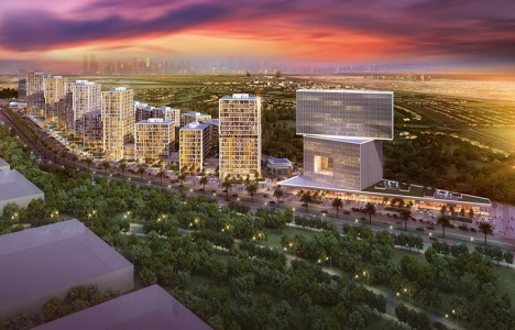 Dubai Selenium Midtown'da