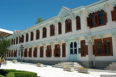 İstanbul saraylarının