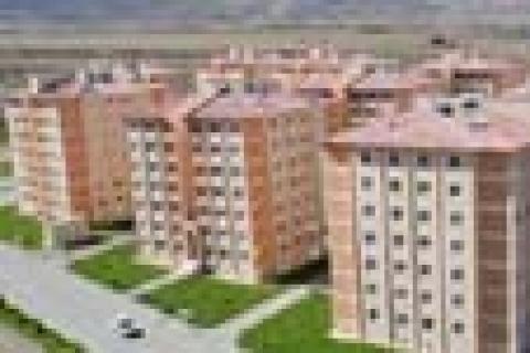 TOKİ Çankırı Kurşunlu'da 384 konut yaptıracak