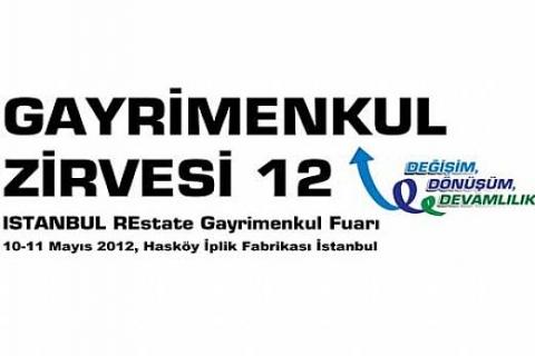 Türkiye Gayrimenkul Sektörü 2023 Vizyonu 12. Gayrimenkul Zirvesi'nde açıklanacak!