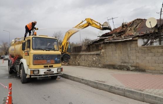 Erzincan Kızılay ve Hocabey'de kentsel dönüşüme ilk kazma vuruldu!