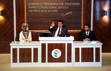 Esenler Belediye Meclisi