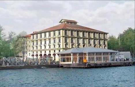 Shangri-La Bosphorus Otel'i
