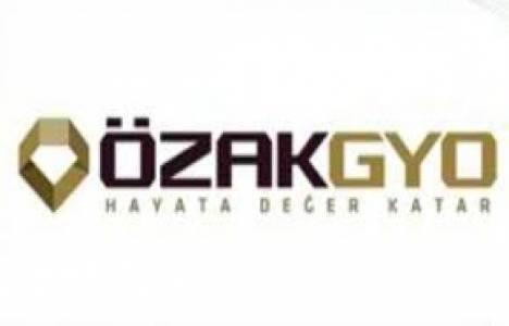 ÖZak GYO'nun 2012 olağan genel kurul toplantısı tescillendi!