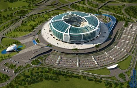 Tekfen İnşaat, Bakü Olimpiyat Stadyumu'nu yapacak!