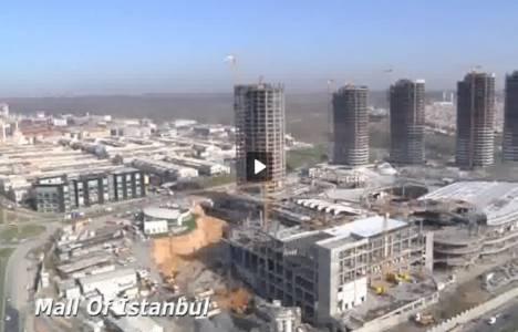 Bağcılar'da yer alan 2 projenin havadan genel videosu!
