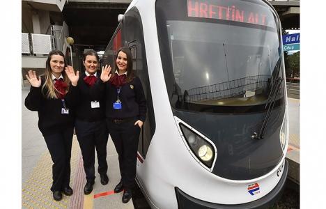 İzmir'de raylı sistem ağı 250 kilometreye ulaşacak!