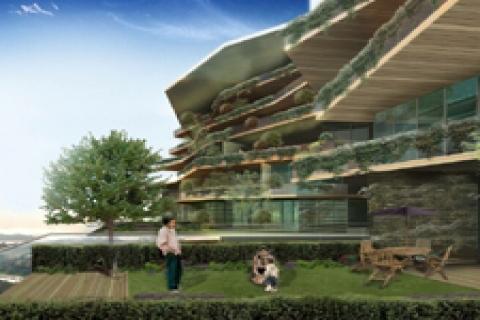 Zorlu Center'a en prestijli mimari ödülü