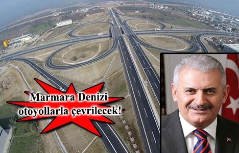 Binali Yıldırım'dan Marmara