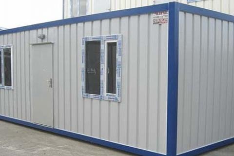 Türkiye'ye sığınan Suriyeliler için Kilis'e 40 konteyner daha!