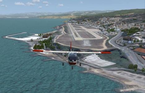 Rize-Artvin Havalimanı'nın sondaj çalışmaları tamam!