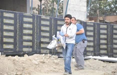 Hakkari'de inşaat