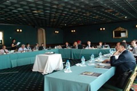 Avrupa Yapısal çelik Birliği İstanbul'da toplandı!