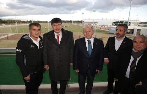 Antalyaspor Tesisleri